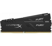 Hyperx Memory DDR4 Fury 8GB/2666 (2*4GB) CL16 black HX426C16FB3K2/8