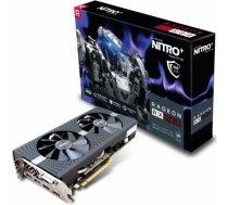 Sapphire Technology Karta graficzna Radeon RX 580 NITRO+ 4GB GDDR5 256BIT 2HDMI/DVI-D/2DP 11265-07-20G