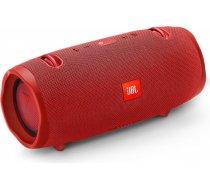JBL mitrumizturīga bluetooth portatīvā skanda Xtreme, 15h,10000mAh, sarkana - JBLXTREME2RED JBLXTREME2REDEU