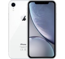 "Apple iPhone XR 15,5cm (6.1"") 64 GB Dual SIM 4G White (MRY52CN/A) / MRY52CN/A"