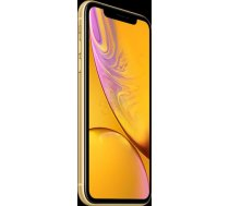 """Smartfon Apple iPhone XR 64GB Yellow (6,1""""; 1792x768; 64GB; 3GB; DualSIM; kolor żółty )"""