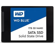 "WD Blue 3D NAND 2.5"" 1TB SSD disks WDS100T2B0A BLUE 3D NAND  1TB SSD DISKS S100T2B0A"