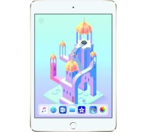 Apple iPad Mini 4 Wi-Fi + Cellular 128GB Gold MK782HC/ A planšetdators MK782HC/ A IPAD MINI 4 WI-FI + CELLULAR 128GB GOLD MK782HC/ A  MK782HC/ A