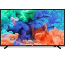 PHILIPS Ultra Slim 4K UHD LED Smart televizors - 50PUS6203/12