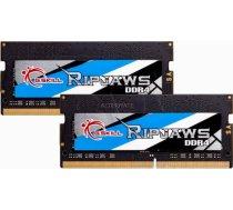 Zestaw pamięci G.SKILL Ripjaws F4-2666C19D-16GRS (DDR4 SO-DIMM; 2 x 8 GB; 2666 MHz; CL19)