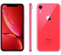 Apple iPhone XR 256GB Coral mobilais telefons