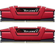 G.skill Ripjaws V 16GB F4-3000C16D-16GVRB DDR4 Red operatīvā atmiņa