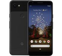 Google Pixel 3A 64GB Just Black mobilais telefons