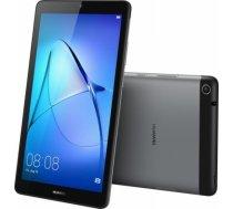 "Huawei Mediapad T3 7"" 1GB 8GB Space Gray planšetdators BG1-W09 MEDIAPAD T3 7"" 1GB 8GB SPACE GRAY  BG1-W09"