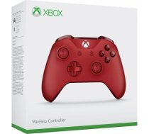 Microsoft Xbox One S Wireless Controller Red spēļu kontrolieris XBOX ONE S WIRELESS CONTROLLER RED SPĒĻU KONTROLIERIS
