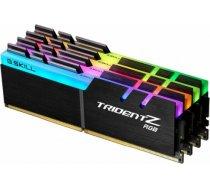 G.skill Trident Z RGB 32GB DDR4 2666MHZ DIMM F4-2666C18Q-32GTZR operatīvā atmiņa