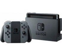 Nintendo Switch Grey Joy-Con (2019) spēļu konsole SWITCH GREY JOY-CON (2019) SPĒĻU KONSOLE