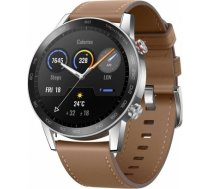 Huawei Honor Magic Watch 2 46mm Flax Brown viedā aproce 55024854 MAGIC WATCH 2 46MM FLAX BROWN VIEDĀ APROCE 55024854