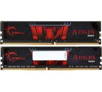 G.skill Aegis 16GB DDR4 3000MHZ DIMM F4-3000C16D-16GISB operatīvā atmiņa