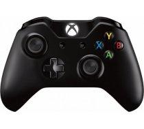 Microsoft Xbox One S Wireless Controller Black spēļu kontrolieris XBOX ONE S WIRELESS CONTROLLER BLACK SPĒĻU KONTROLIERIS