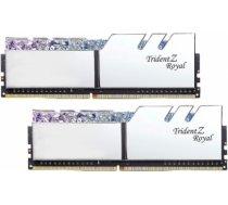 G.skill Trident Z Royal 16GB DDR4 3000MHz DIMM F4-3000C16D-16GTRS operatīvā atmiņa