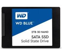 """Dysk WD Blue WDS200T2B0A (2 TB ; 2.5""""; SATA III)"""