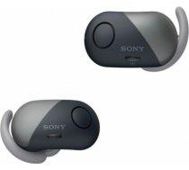 Sony WF-SP700N Black austiņas