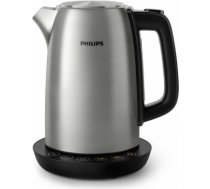 Philips Kettle HD9359/90 2200W 1.7l solar metal kettle brushed - temperature control / HD9359/9 HD9359/90?/PACKAGE