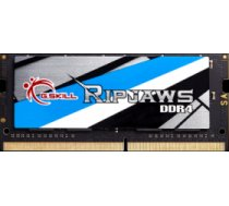 Pamięć do laptopa G.Skill Ripjaws DDR4 SODIMM 8GB 2666MHz CL18 (F4-2666C18S-8GRS)