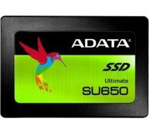 """Adata SU650 960GB 2.5"""" SATA III SSD disks ASU650SS-960GT-R SU650 960GB  SATA III SSD DISKS ASU650SS-960GT-R"""