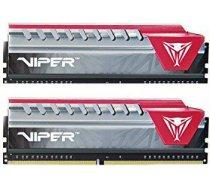 Pamięć Patriot Viper Elite, DDR4, 16 GB,2400MHz, CL15 (PVE416G240C5KRD)