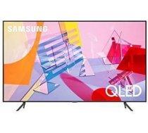"TV Set|SAMSUNG|4K/Smart|50""|QLED|3840x2160|Wireless LAN|Bluetooth|Tizen|Colour Black|QE50Q60TAU QE50Q60TAUXXH"