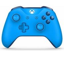 Microsoft Xbox One S Wireless Controller - Blue Vortex spēļu kontrolieris XBOX ONE S WIRELESS CONTROLLER - BLUE VORTEX SPĒĻU KONTROLIERIS