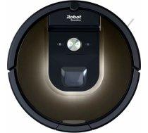 iRobot Roomba 980 Black putekļu sūcējs Roomba980 ROOMBA 980 BLACK PUTEKĻU SŪCĒJS ROOMBA980