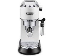 DELONGHI EC685M espresso, cappuccino machine white / EC685W