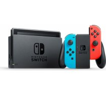 Nintendo Switch Neon Red and Neon Blue Joy-Con V2 (10002433) T-MLX34899