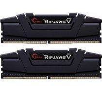 G.skill Ripjaws V 8GB F4-3200C16D-8GVKB DDR4 Black operatīvā atmiņa