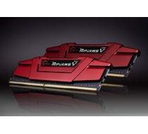 G.SKILL DDR4 RIPJAWSV 2x8GB 3200MHz CL14 XMP2 RED F4-3200C14D-16GVR