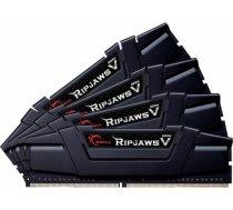 G.Skill RipjawsV DDR4 32GB (4x8GB) 3000MHz CL14 1.35V XMP 2.0 F4-3000C14Q-32GVK