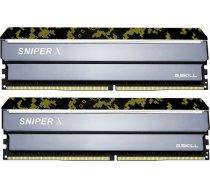 G.Skill Sniper X DDR4 32GB (2x16GB) 2400MHz CL17 1.2V Digital Camo F4-2400C17D-32GSXK