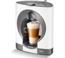 KRUPS Augstspiediena kafijas automāts ar Nescafe®Dolce Gusto® OBLO,15 bar, 0.8l, balts - KP1 KP1101