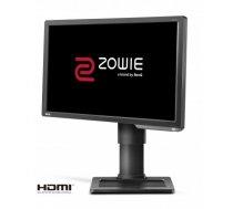 Gaming Monitor BenQ ZOWIE XL2411P 24inch, DVI/DP/HDMI, 144Hz 9H.LGPLB.QBE
