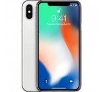 APPLE iPhone X 64GB Silver | 1000250