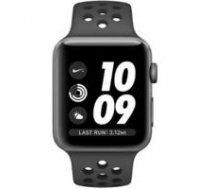 APPLE Watch Nike+ Series 3 GPS 42mm Grey Aluminium Nike Band | 0190198807298  | 0190198807298