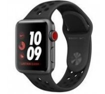 APPLE Watch Nike+ Series 3 GPS Cell 38mm Grey Aluminium Nike Band | 0190198804747  | 0190198804747
