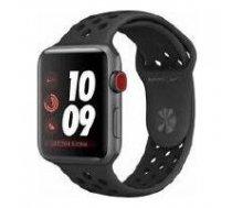 APPLE Watch Nike+ Series 3 GPS Cell 42mm Grey Aluminium Nike Band | 0190198805676  | 0190198805676