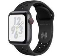 APPLE Watch Nike+ Series 4 GPS + Cellular MTXG2WB/A 40mm Space Grey Aluminium Case with Anthracite/Black Nike Sport Band   ATAPPZAC4AMTXG2    190198913029