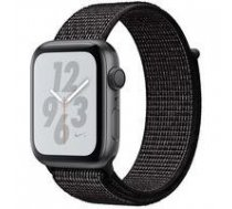 APPLE Watch Nike+ Series 4 GPS MU7G2WB/A 40mm Space Grey Aluminium Case with Black Nike Sport Loop | ATAPPZAW4AMU7G2  | 190198915962