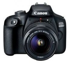 Canon EOS 4000D 18-55 III Black | 42964  | 4549292116571