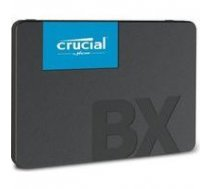"CRUCIAL  BX500 480GB SSD, 2.5"" 7mm, SATA 6 Gb/s, Read/Write: 540 / 500 MB/s 