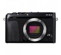 Fujifilm X-E3 s, melns   16558592    4547410357370