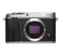 Fujifilm X-E3 s, sudrabots   16558463    4547410357356