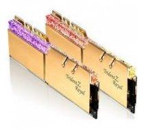G.Skill G.Skill Trit Z Royal  DDR4 32GB (2x16GB) 3200MHz CL16 1.35V XMP  | F4-3200C16D-32GTRG