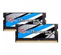 G.Skill Ripjaws  DDR4,  2x8GB, 2666MHz, C19    (F4-2666C19D-16GRS) | F4-2666C19D-16GRS  | 4713294220844