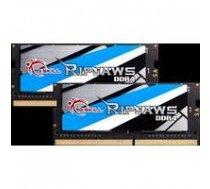 G.Skill Ripjaws DDR4 SODIMM 2x8GB 2400MHz CL16 (F4-2400C16D-16GRS)   F4-2400C16D-16GRS    4719692007667